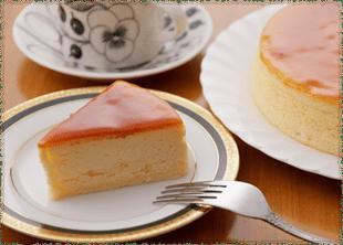 ケーゼチーズケーキ写真