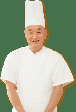 トルテ洋菓子店 店主写真
