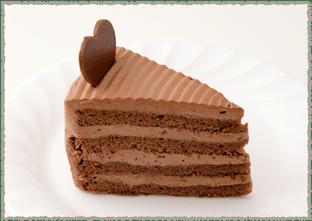 生チョコケーキ(カット)