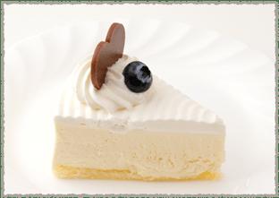 レアチーズケーキ(カット)