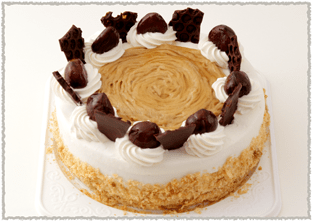 栗のケーキ(ホール)