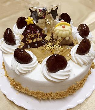 栗のスペシャルケーキの商品写真