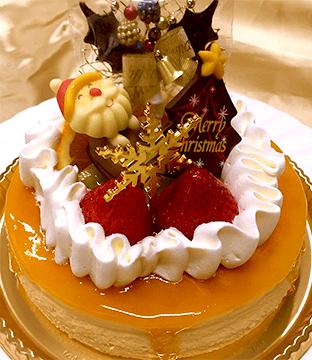 スペシャルチーズケーキの商品写真