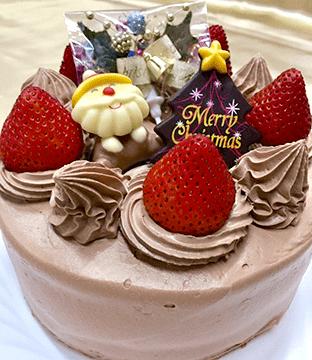 生チョコレートの商品写真