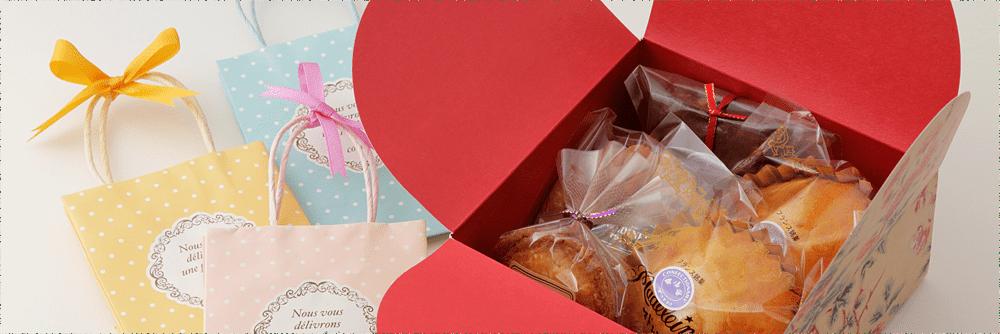 焼き菓子ギフト【手土産や差し入れに最適】メイン画像