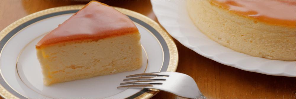 ケーゼチーズケーキ  [スフレチーズケーキ]メイン画像
