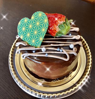 チョコレートケーキ(直径9㎝)
